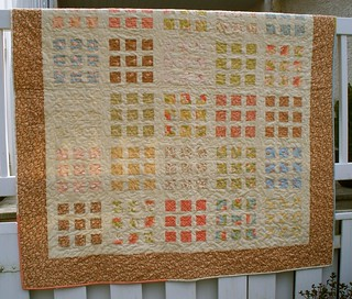 Butterscotch Throw