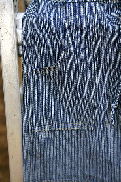 O+s Sandbox Pants, pocket detail