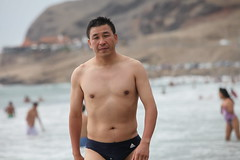 barechestedness, open water swimming, male, man, muscle, vacation, swimwear, person, boy,