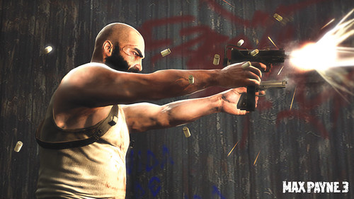 Max Payne 3's Second Official Trailer is Gritty