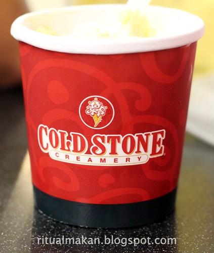 cold stone cup