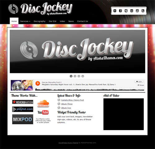 disc-jockey-wordpress-theme