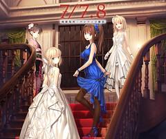 120308(2) - 美少女遊戲公司TYPE-MOON的創社十週年紀念活動《TYPE-MOON Fes.》將在7/7正式展開!