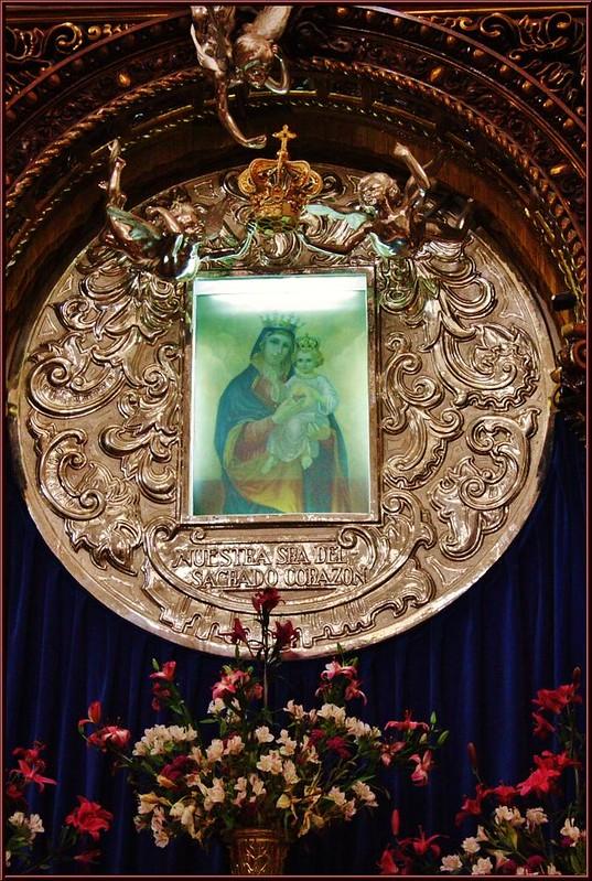 Basílica de San José y Nuestra Señora del Sagrado Corazón,Cuahutémoc,Ciudad de México