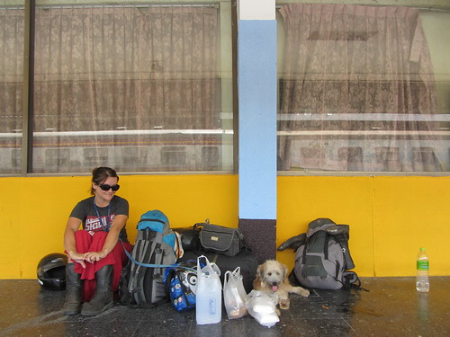 Day 287: Waiting For The Overnight Train To Bangkok