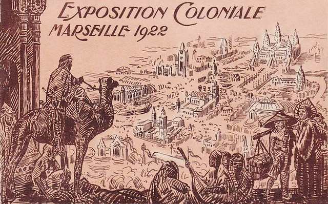Exposition coloniale de Marseille 1922