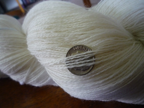 first skein from the Schacht-Reeves