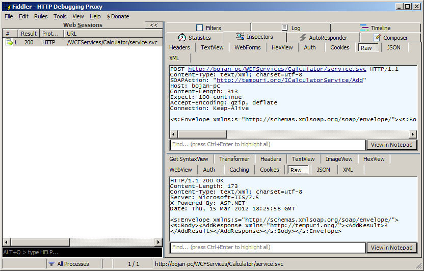 How to deploy WCF Web Service on IIS   My Public Notepad