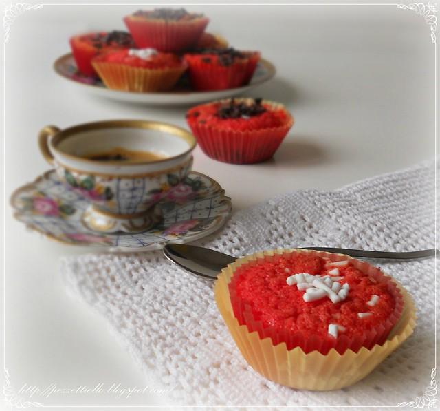 muffins rossi red velvet