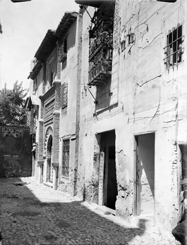 Palacio de Benacazón en los años 20. Fotografía de Otto Wünderlich. © Fototeca del Patrimonio Histórico