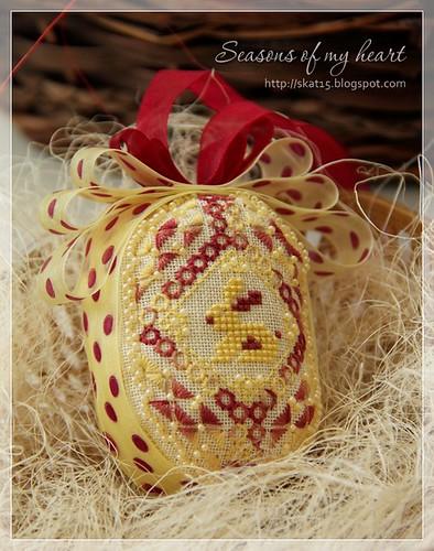 "Hohla's Design ""Egg Bunny"""