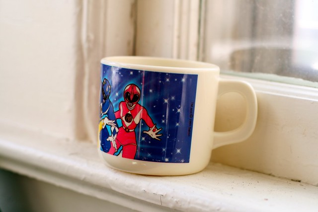 Power Rangers Mug
