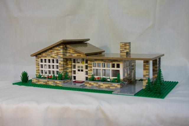 Mid-Century Modern Suburban House 7025467925_bd0782e180_o