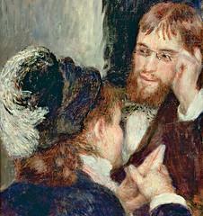 Conversation-Renoir