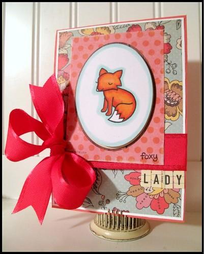 cas foxy lady 2