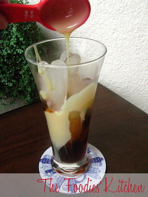 Foodies Perfect Iced Coffee
