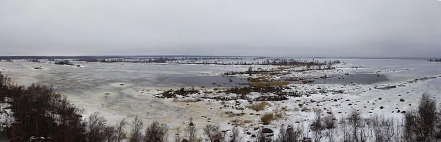 Islotes congelados de Kvarken
