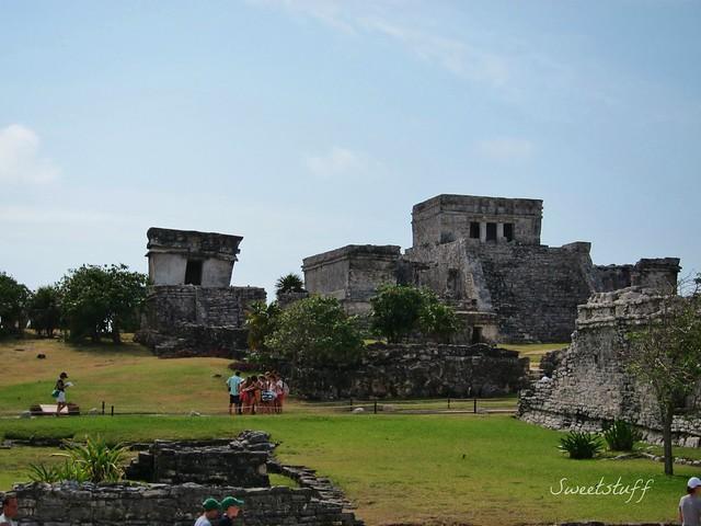 Ruins at Tulum 1