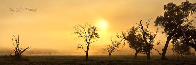 Autumn Sunrise ........