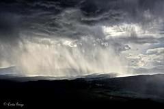 Nuages de pluie