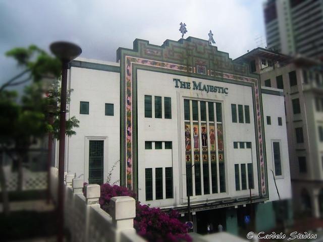 The Majestic (former Majestic Theatre) 01