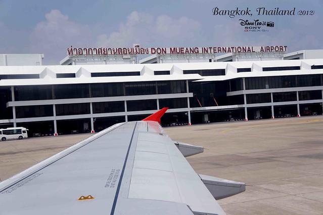 Day 1 Bangkok, Thailand 01