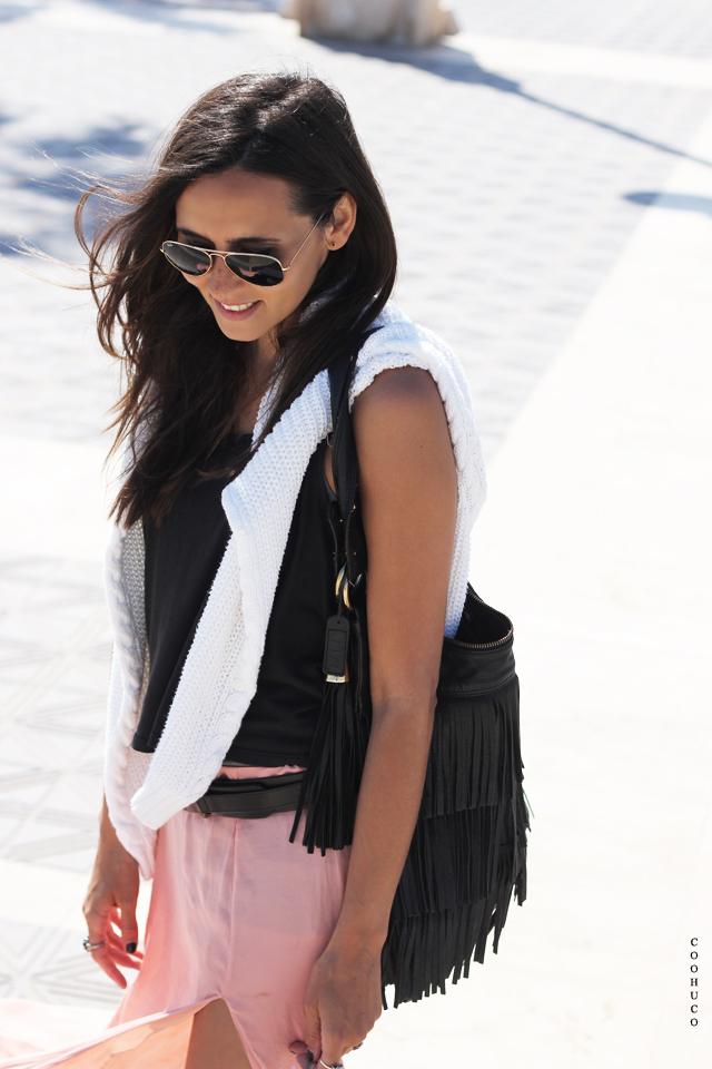 pink skirt blogger 18