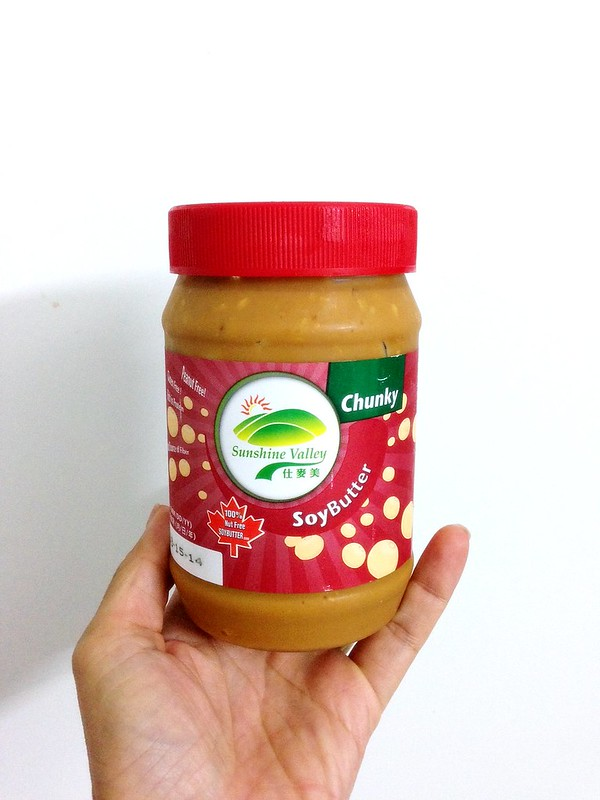 rebecca saw - peanut butter review