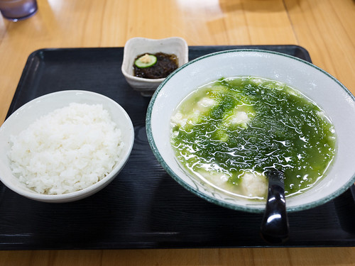 Sea Lettuce Soup