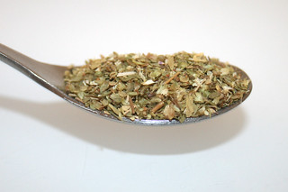05 - Zutat Oregano / Ingredient oregano