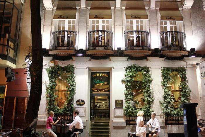 fashion, fashion blog, fashion blogger, streetstyle, Estay, Madrid, restaurant, restaurante Madrid, barrio de salamanca