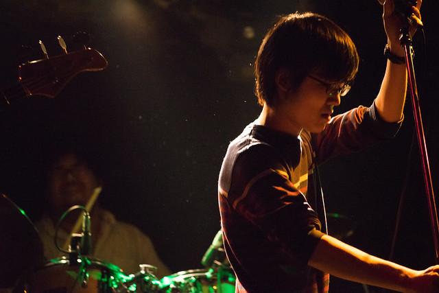Nakano Band live at Outbreak, Tokyo, 04 May 2016 -00035