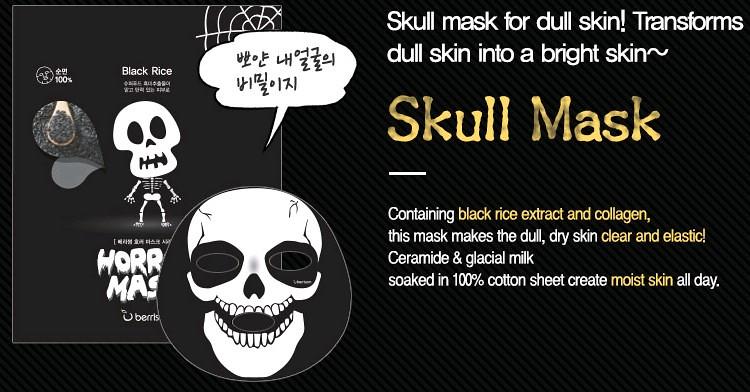 horror mask