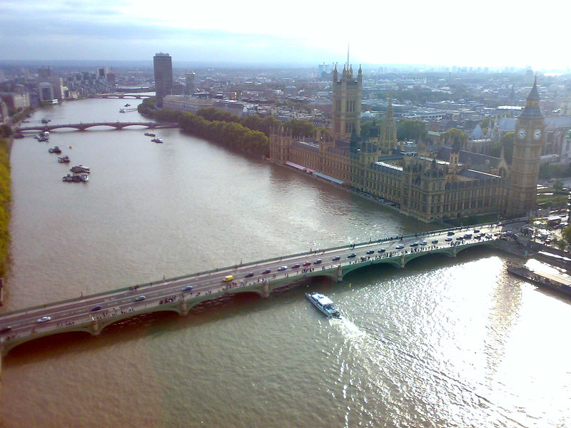 Westminster Bridge, Londres, Inglaterra