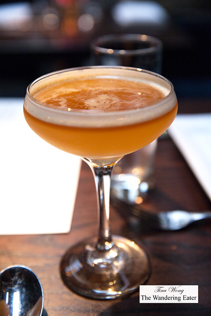 El Herribido (sherry based cocktail)