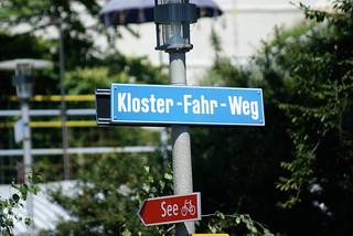 Kloster-Fahr-Weg (Zürich)