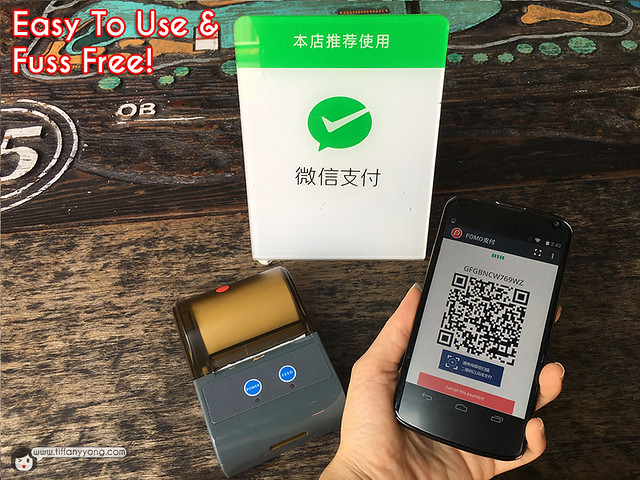 WeChat Pay by FomoPay Singapore