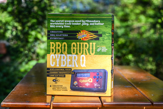 Firing Up with the BBQ Guru's CyberQ, Plus Giveaway