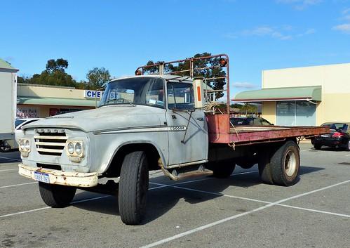 Dodge Flat bed Truck