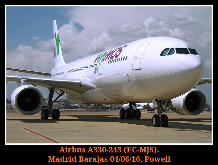 EC-MJS - A332 - Nature Air