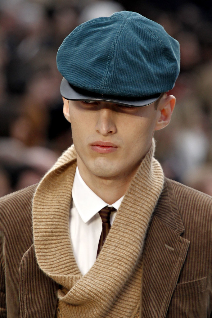 FW12 London Burberry Prorsum054_Charlie Frnace(VOGUE)