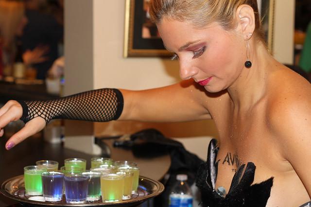 Consider, Tequila shot girl remarkable