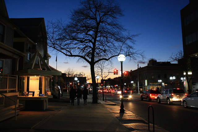 Downtown Ann Arbor Flickr Photo Sharing