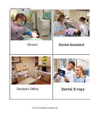 Dentist Cards (Image from Olives and Pickles)