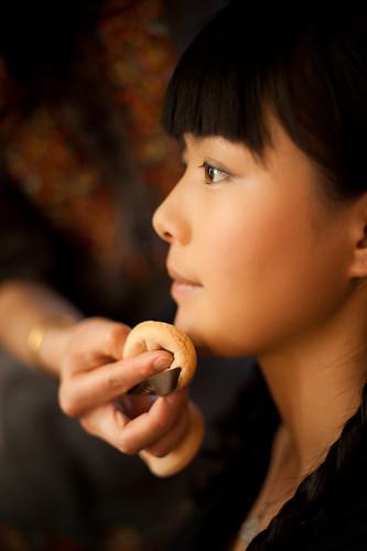 [フリー画像素材] 人物, 女性 - アジア, 人物 - 横顔・横を向く, 中国人, 化粧・メイク ID:201202281400