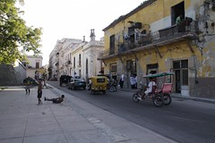 Streets in old Havana