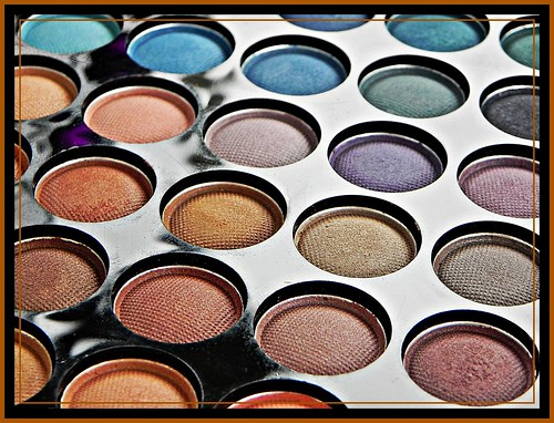 Many..............Eye Shadow Colors