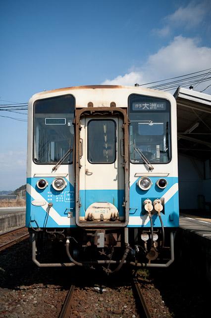 JR四国 キハ32 1