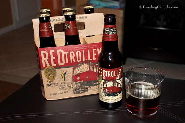Red Trolley Beer