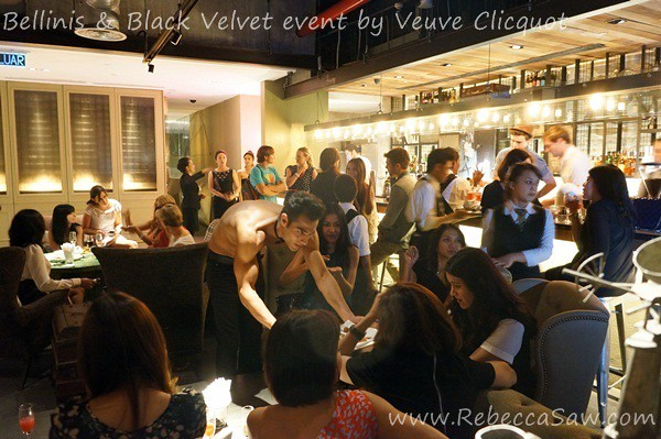 Bellinis & Black Velvet event by Veuve Clicquot-015